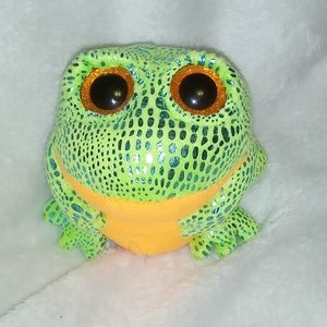 Collectable Ty Beanie Frog